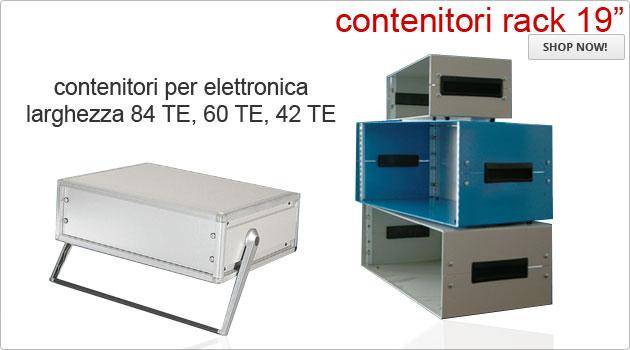 """contenitori rack da scrivania, cabinet 19"""""""